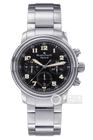 Copia Blancpain Flyback Chrono 2185F - 1130-1171 relojes [9a43]