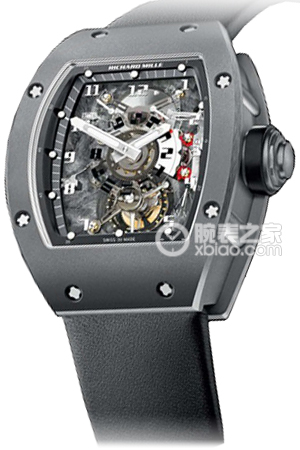 Copy Richard Miller RM 003-V2 ALL GRAY platinum wristwatches [c158]